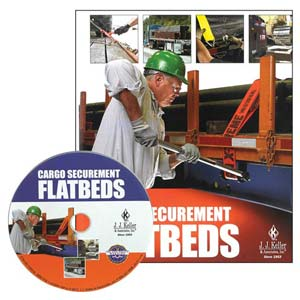 Cargo Securement FLATBEDS - DVD Training Program