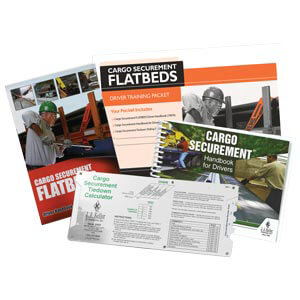 Cargo Securement FLATBEDS - Driver Training Packet