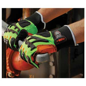 Ergodyne® Proflex® Dorsal Impact-Reducing Gloves