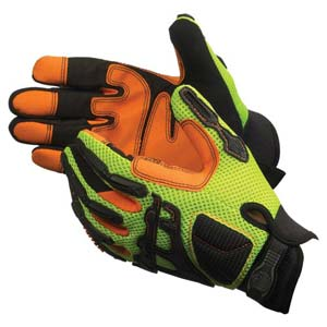 Ergodyne® Proflex® Economy Dorsal Impact-Reducing Gloves