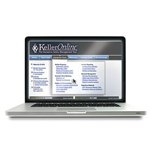 KellerOnline® Safety Management System & OSHA Compliance Tool