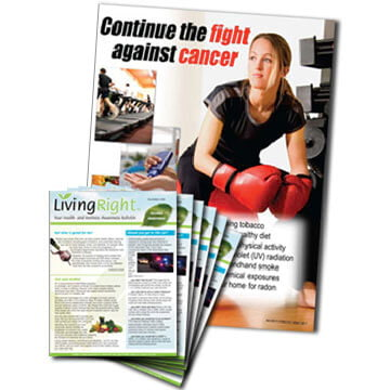 LivingRight®: Health & Wellness Awareness Program