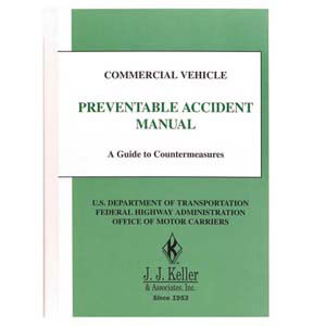 Commercial Vehicle Preventable Accident Manual