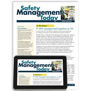 Safety Management Today Newsletter
