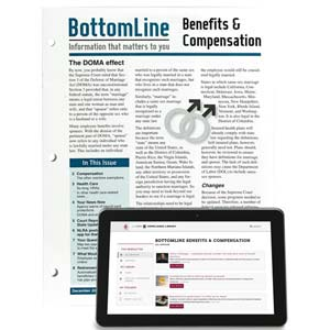 BottomLine Benefits & Compensation: Information That Matters To You
