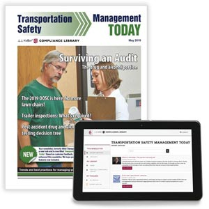 Transportation Safety Management Today Newsletter