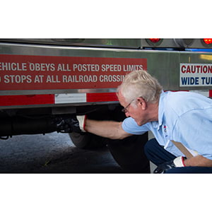 Tanker Vehicle Inspections - Pay Per View Training Program
