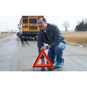 Safe Driving: School Bus Drivers - Accident Procedures - Pay Per View Program