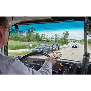 Safe Driving: School Bus Drivers - Emergency Maneuvers - Streaming Video Training Program