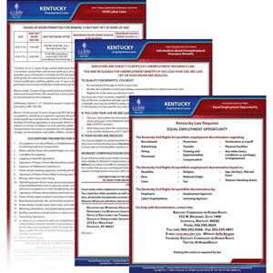 Kentucky & Federal Electronic Labor Law Poster Management Service