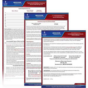 Missouri & Federal Electronic Labor Law Poster Management Service