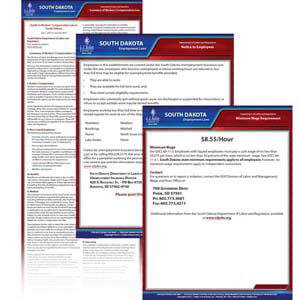 South Dakota & Federal Electronic Labor Law Poster Management Service