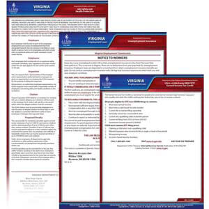 Virginia & Federal Electronic Labor Law Poster Management Service