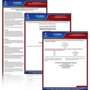 Wyoming & Federal Electronic Labor Law Poster Management Service