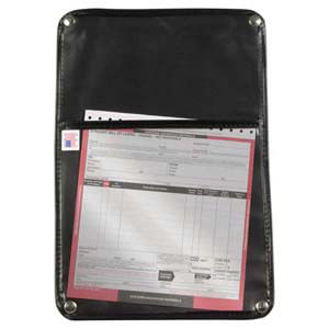 Hazardous Materials Bill of Lading Door Pouch