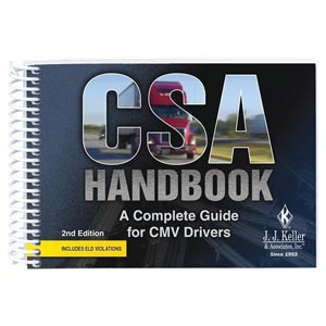 CSA Handbook: A Complete Guide for CMV Drivers