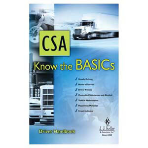 CSA: Know the BASICs - Driver Handbook