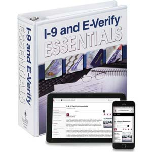I-9and E-Verify Essentials Manual