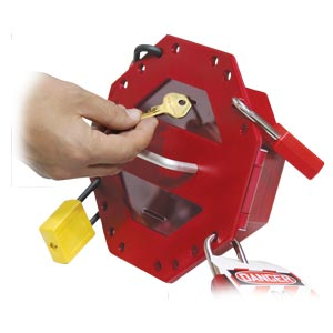 STOPOUT® Look 'n Stop Compact Group Lock Box
