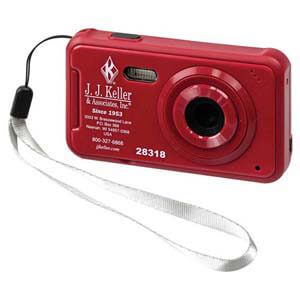 5.0 Megapixel Digital Camera For Accident Response