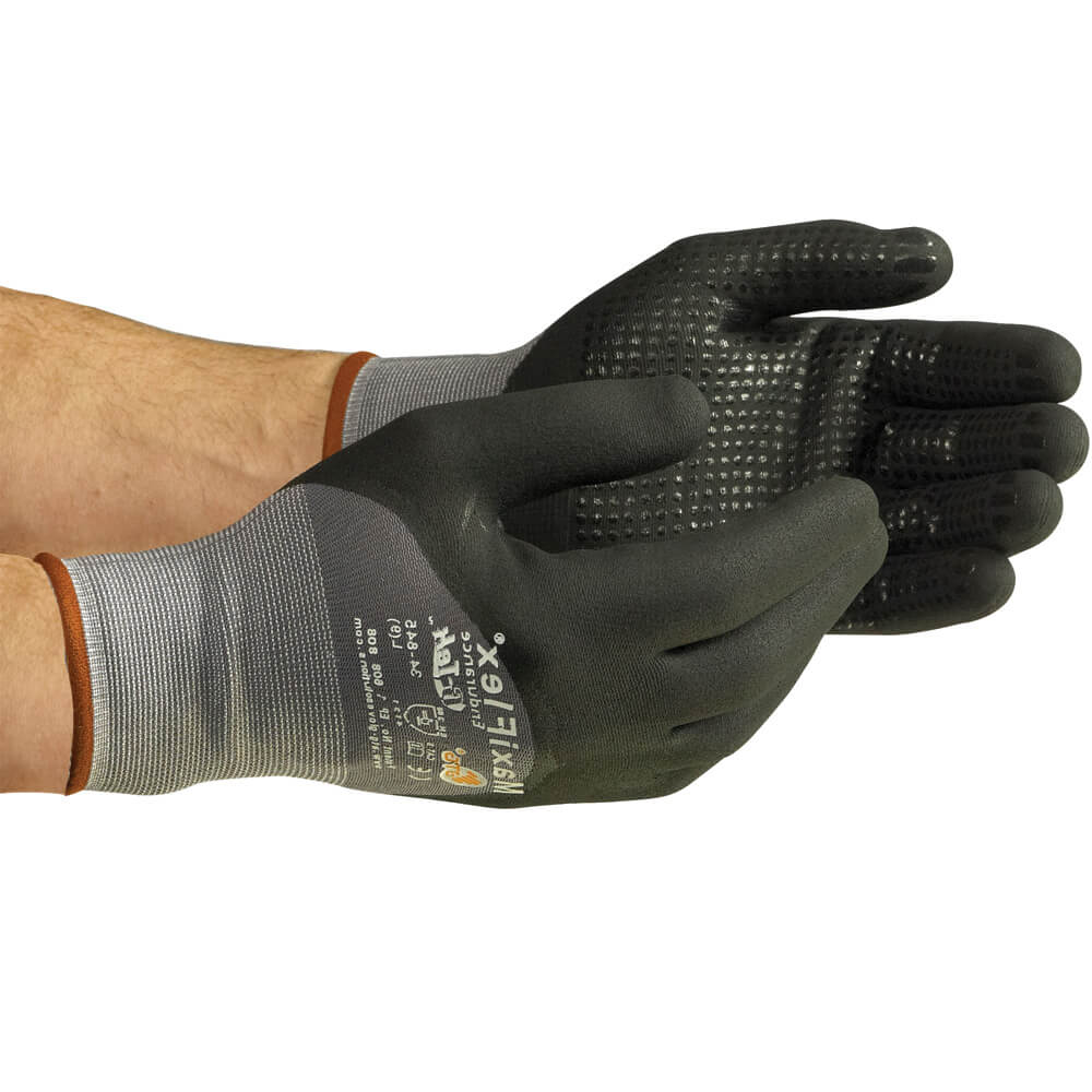 MaxiFlex® Endurance™ 3/4-Dip Micro-Foam Nitrile Coated Seamless Knit Glove