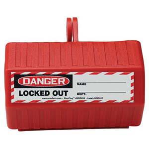 STOPOUT® 110 VAC Plug Lockout