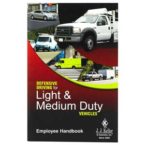 Defensive Driving for Light & Medium Duty Vehicles Training Program - Employee Handbook