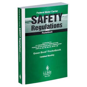 Federal Motor Carrier Safety Regulations Pocketbook (The Green Book®)