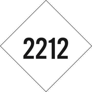 2212 Asbestos Marking