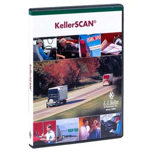 KellerSCAN® for Log Auditing Software
