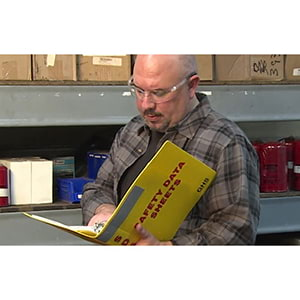 Hazard Communication in Auto Service Facilities - Online Training Course