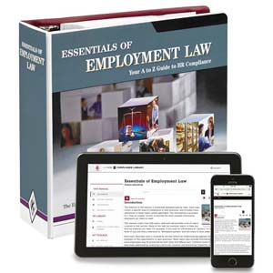 Employment Law Essentials Manual Covering the Fair Labor Standards Act
