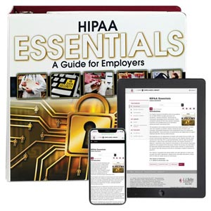HIPAA Essentials Manual