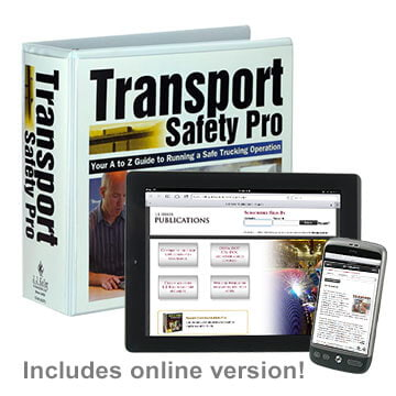 Transport Safety Pro Manual