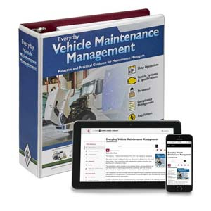 Vehicle Maintenance Pro Manual