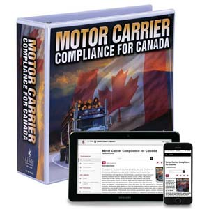 Motor Carrier Safety Compliance for Canada Manual