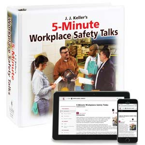 5-Minute Workplace Safety Talks