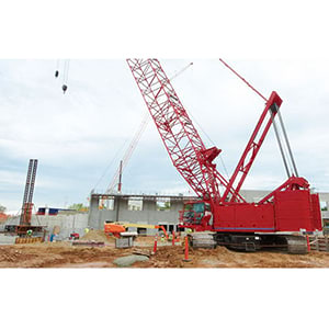 Cranes and Derricks for Construction - Online Training