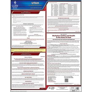 2019 Utah & Federal Labor Law Posters