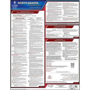 North Dakota & Federal Labor Law Posters
