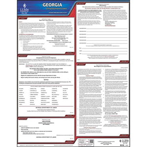 2020 Georgia & Federal Labor Law Posters