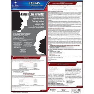 2020 Kansas & Federal Labor Law Posters