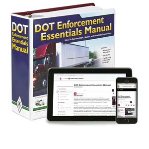 DOT Enforcement Essentials