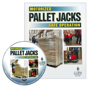 Motorized Pallet Jacks: Safe Operation