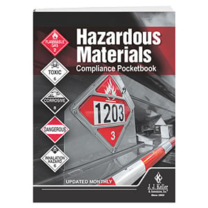 Hazardous Materials Compliance Pocketbook - Retail Packaging