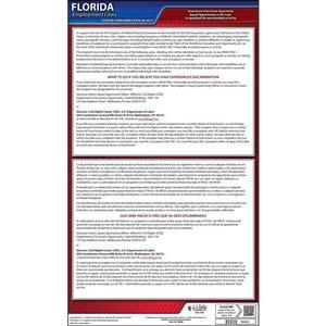 Florida EEO Poster