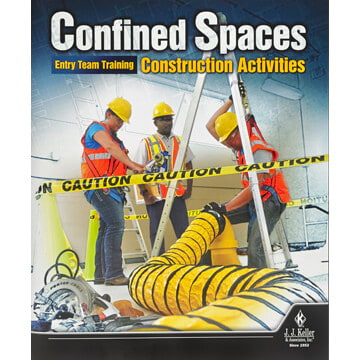 Confined Spaces: Entry Team Training - Construction Activities - Streaming Video Training Program