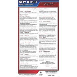 New Jersey Wage Orders