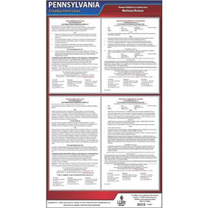 Pennsylvania Fair Housing / Fair Lending Practices Poster
