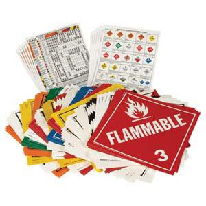 Tagboard Placard Kit